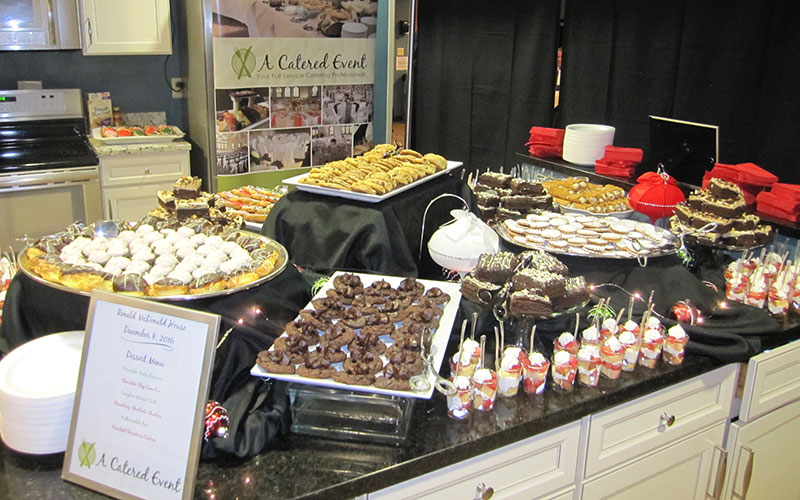 A Catered Event Columbus Catering