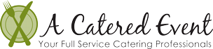 A Catered Event Logo