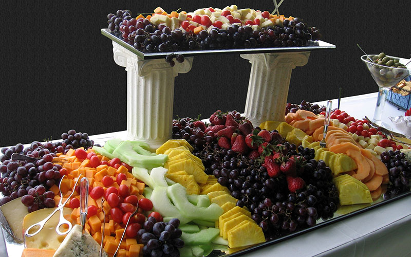 A Catered Event Fruit